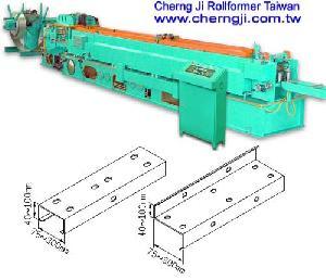 Cherng Ji � Adjustable Purlin Roll Forming Machine