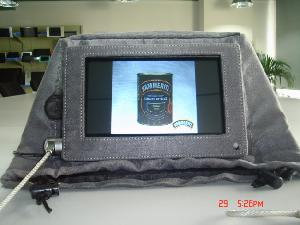 Ad701v Car Taxi Bus Lcd Advertising Media Player And #12289 Lcd Monitor For Car And #12289 Bus Use