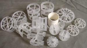 Chemical Random Tower Packing Material Plastic