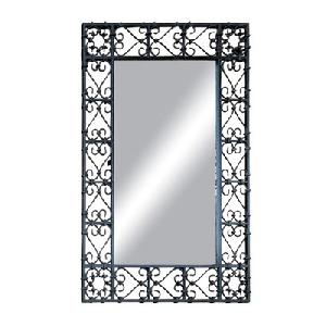 Wrought Iron Mirror Frame Manufacturer Exporter And