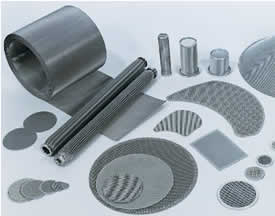 Metal Filters Elements And Strainers