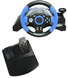 ps2 usb steering wheel