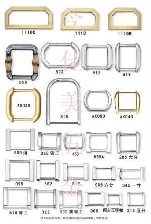 Square Ring, Metal Ring