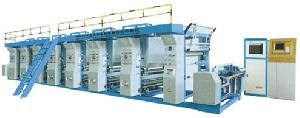 Asy Series High Speed Computer Gravure Press