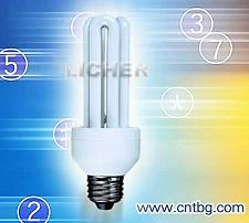 3u Mini Spiral Energy Saving Lamp Cfl