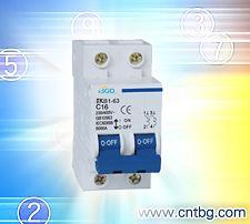 Tkb1 63 Mini Circuit Breaker Mcb