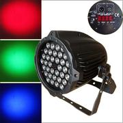 stage lighting led par64 rgb 108w