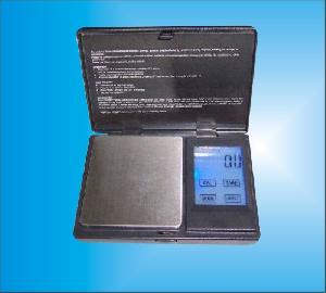notebook pocket scales 50g 0 01g 100g g ct gn oz ozt dwt touch screen