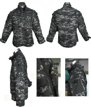 Military Camouflage Fatigue Uniform Overall Uniform Training Working Bdu Pant Bdu Shirt