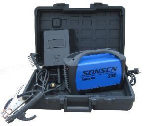 mini dc inverter mma stick welder zx7 200