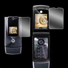Clear Lcd Screen Protector Guard For Motorola V3