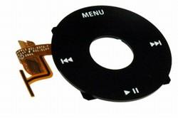 ipod video spare click wheel clickwheel flex cable 30 60 80g