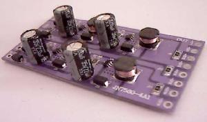 de alta potencia constante actual convertidor dc led driver