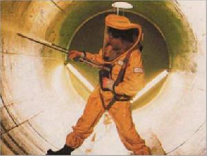 reactor vessel tank cleaning equipment