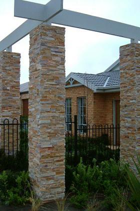 culture stone slate landscape decoration