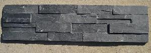 Shadow Stone Panels In Black Slate From China