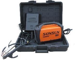 Portable Dc Inverter Stick Welder, Electric Welding Machine Zx7-200