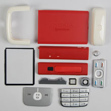 housing faceplate cover nokia 5700