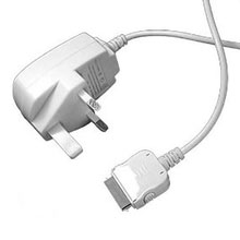 spare iphone 2g 3g premium home travel charger 3 pins