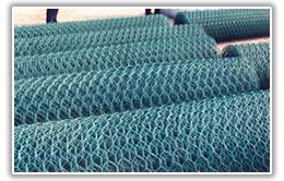 hexagonal wire mesh gabion baskets box cages stone cladding
