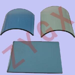 heat absorbing glass shadowless lamp