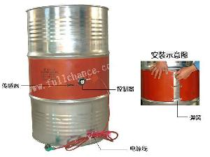 silicone drum heater