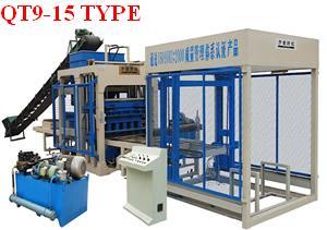 block machine qt9 15