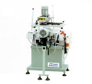 lock hole milling machine aluminium pvc win door
