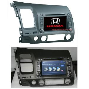 Car Dvd Player For Honda Civic
