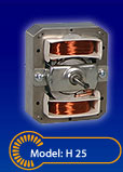 Shaded Pole Motors For Range Hoods