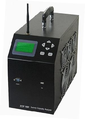 Pite 3980 Battery Discharge Monitor For Discharge Experiment, Capacity Test, Battery Maintenance