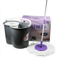 Magic Mop, Floor Cleaning Mops, 360 Swivel Design, Twist Microfiber Mop, 360 Degree Rotative Cleanin