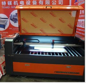 Laser Cutting Machine With 100w, 120w Laser Power, And Water Cooling Chiller
