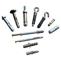 Expansion Anchor Drop In, Heavy Duty, Wedge, Toggle, Zamac Hammer Drive, Hollow Wall, Nylon Frame