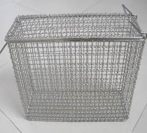Mesh Wire Basket Stainless Steel Wire Ss304 Ss316