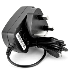 Uk Plug Home Wall Travel Battery Charger For Blackberry Curve 8900 8520 Storm 9500 Tour 9630 Bold 97