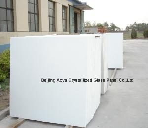 Crystallized Glass Panel Ay001-120