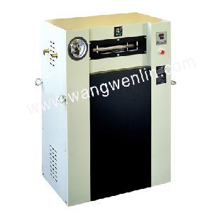 Ic / Id Smart Rfid Pvc Card Making Machine Plastic Cards Lamination Machine