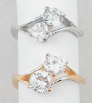 Sell And Customize Various Imitation Diamond Ring, Finger Ring, Metal Ring, Silver Ring, Decoration