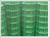 Sell Pvc Coated Welded Wire Mesh