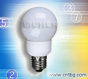 G60 Globe Energy Saving Lamp Esl, Cfl, Lighting