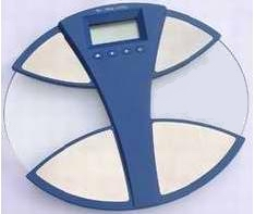 Digital Body Fat And Water Scales.max 150kg / 330lb / 24st 10persons Information Storage