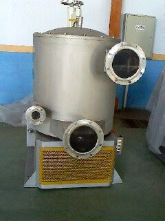 Double-drum Pressure Screen