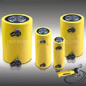 Wxyg Double Acting Hydraulic Cylinders