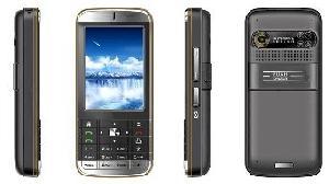 tv bar mobile phone w touch screen bluetooth gprs wap facebook mp4 dual sim