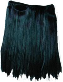 horse tail hair rocking