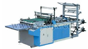 Multifunctional Computer High Frame Thermal Cutting Bag Making Machine