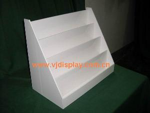 Acrylic 4 Tier Countertop Display Stand