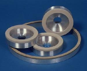 Vitrified Bond Diamond Pcd Cutting Tools Grinding Wheel