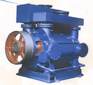 2be1 Liquid Ring Vacuum Pump, Paper, Machinery, Pulp, Preparation